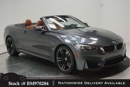 2016_BMW_M4_Convertible DRVR ASST+,EXECUTIVE,HEADS UP,FULL LED_ Plano TX