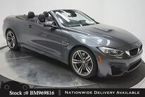 BMW M4 Convertible DRVR ASST,EXECUTIVE,HEADS UP,FULL LED 2016