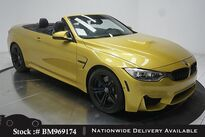 BMW M4 Convertible EXECUTIVE,NAV,CAM,HEADS UP,FULL LED 2016