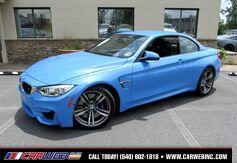 2016_BMW_M4_Convertible_ Fredricksburg VA