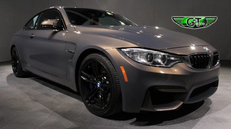 2016 BMW M4 Coupe 2D