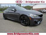 2016 BMW M4 Coupe, Executive & Lighting Package, Navigation, Rear-View Camera, Head-Up Display, Harman Kardon Surround Sound, Heated Leather Seats, Adaptive M Suspension, 19-Inch Alloy Wheels,