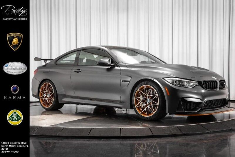 2016 BMW M4 GTS North Miami Beach FL