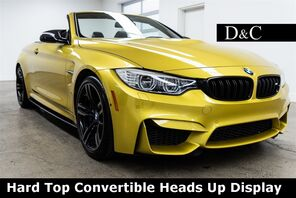 2016_BMW_M4_Hard Top Convertible Heads Up Display_ Portland OR