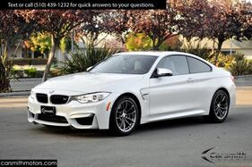 2016_BMW_M4 Loaded with Drivers Assistance Plus PKG MSRP $77,945_Lighting Pkg/Executive Pkg/Harmon Kardon_ Fremont CA