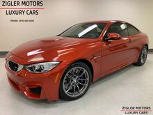2016_BMW_M4_low miles Clean Carfax Driver Assist Plus Executive Pkg_ Addison TX