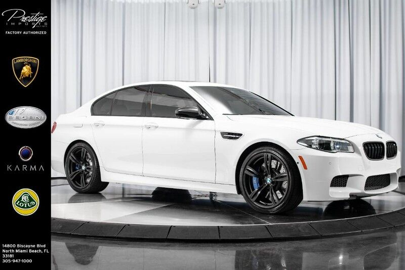 2016_BMW_M5__ North Miami Beach FL
