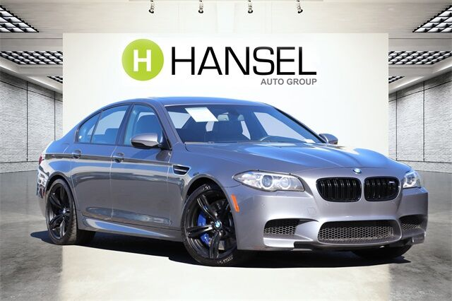 2016 BMW M5 Base Petaluma CA