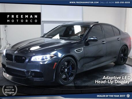 2016_BMW_M5_Climate Seats Head-Up Display Adaptive LEDs_ Portland OR