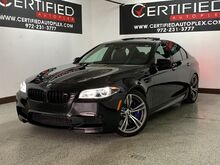2016_BMW_M5_DRIVER ASSIST PLUS BANG AND OLUFSEN SOUND NAVIGATION HEADS UP DISPLAY SUNRO_ Carrollton TX