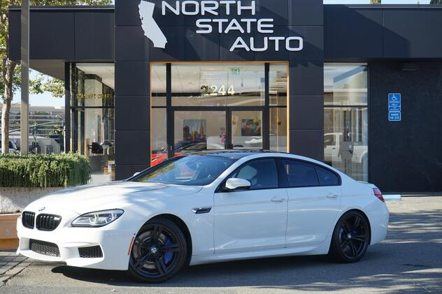 2016_BMW_M6__ Walnut Creek CA