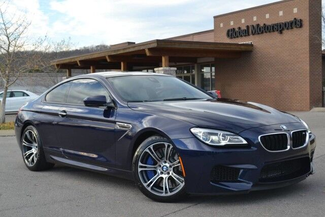 2016 BMW M6 $123,445 MSRP/Drivers Assist Plus Pkg/Executive Pkg/Carbon Fiber Roof&Interior Trim/Soft-Close Doors/Blind Spot Monitor/B&O Sound/Head Up Disp/Heated&Cooled Seats/Heated Steering Wheel/360 Cameras Nashville TN