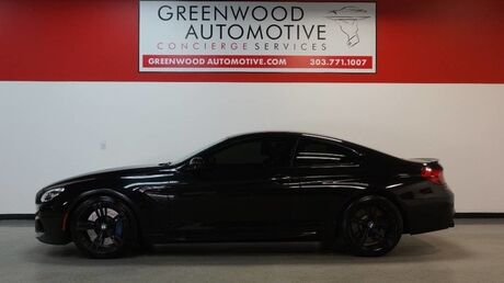 2016 BMW M6 competition package Greenwood Village CO