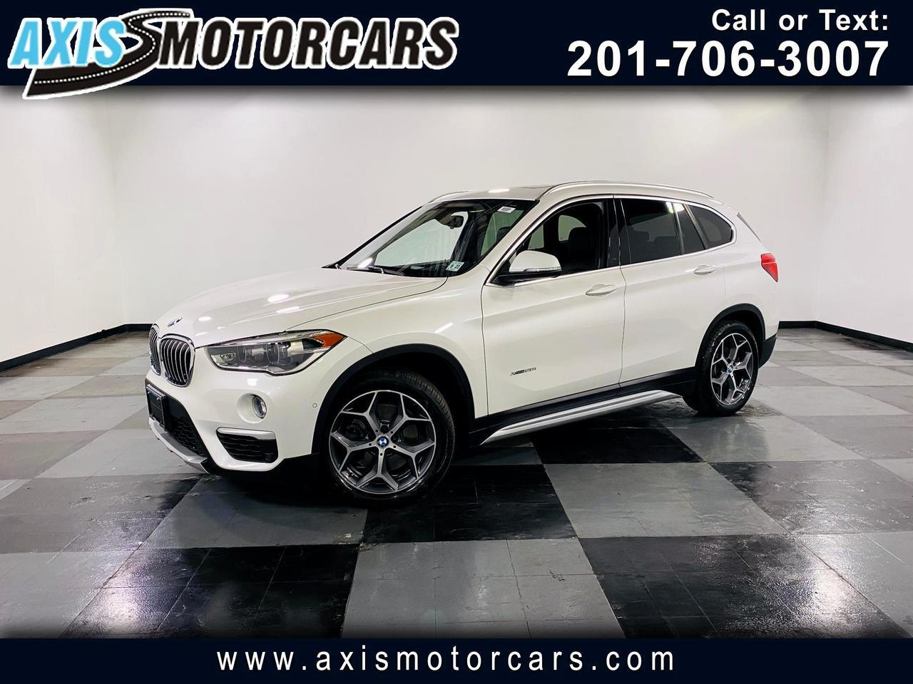 2016 BMW X1 xDrive w/Navigation Backup Camera Jersey City NJ