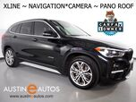 2016 BMW X1 xDrive28i AWD *NAVIGATION, BACKUP-CAMERA, PANORAMA MOONROOF, COMFORT ACCESS, PARKING ASSISTANT, POWER LIFTGATE, BLUETOOTH PHONE & AUDIO
