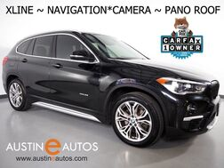 2016_BMW_X1 xDrive28i AWD_*NAVIGATION, BACKUP-CAMERA, PANORAMA MOONROOF, COMFORT ACCESS, PARKING ASSISTANT, POWER LIFTGATE, BLUETOOTH PHONE & AUDIO_ Round Rock TX