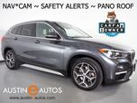 2016 BMW X1 xDrive28i AWD *NAVIGATION, LANE DEPARTURE ALERT, COLLISION ALERT, BACKUP-CAMERA, PANORAMA MOONROOF, HEATED SEATS/STEERING WHEEL, POWER LIFTGATE, BLUETOOTH