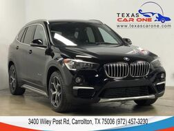 2016_BMW_X1 xDrive28i_AWD X LINE DRIVER ASSIST PKG LEATHER HEATED SEATS REAR CAMERA KE_ Carrollton TX