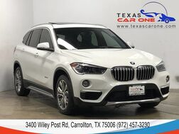 2016_BMW_X1 xDrive28i_AWD X LINE DRIVER ASSIST PKG LUXURY PKG PREMIUM PKG NAVIGATION P_ Carrollton TX