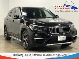 2016_BMW_X1 xDrive28i_AWD X LINE LUXURY PKG PREMIUM PKG PANORAMA LEATHER HEATED SEATS_ Carrollton TX