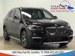 2016_BMW_X1 xDrive28i_AWD X LINE TECH PKG PREMIUM PKG NAVIGATION PANORAMA LEATHER HEAT_ Carrollton TX