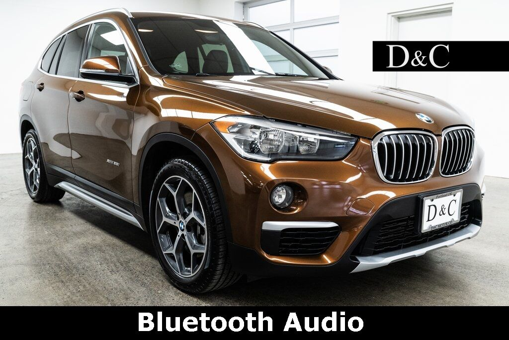 2016 BMW X1 xDrive28i Bluetooth Audio Portland OR
