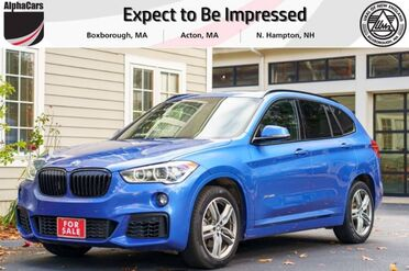2016_BMW_X1_xDrive28i M-Sport_ Boxborough MA
