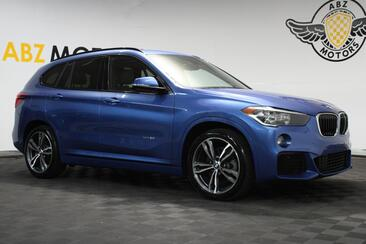 2016_BMW_X1_xDrive28i M Sport_ Houston TX