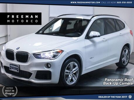 2016_BMW_X1_xDrive28i M Sport Pano Nav Back-up Cam Htd Seats_ Portland OR