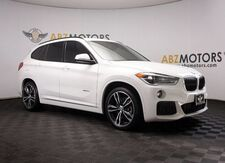 2016_BMW_X1_xDrive28i M Sport,Pano Roof,Navigation,Warranty_ Houston TX