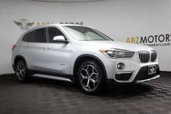2016_BMW_X1_xDrive28i Pano Roof,Nav,Camera,Heated Seats_ Houston TX
