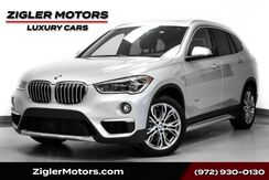 2016_BMW_X1_xDrive28i Sport Package Pano Roof 19 Inch wheels_ Addison TX