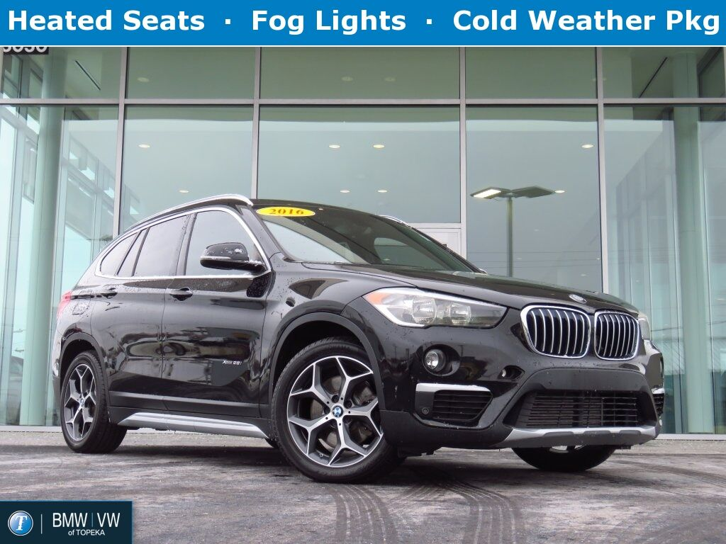 2016 BMW X1 xDrive28i Topeka KS