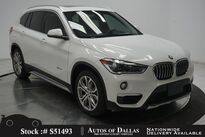 BMW X1 xDrive28i X LINE,DRVR ASST,NAV,CAM,PANO,LED LIGHTS 2016