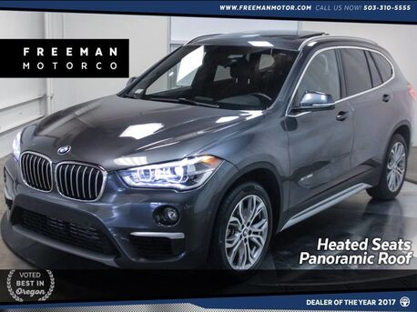 2016_BMW_X1_xDrive28i X Line Pano Roof Back-Up Camera Nav_ Portland OR