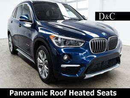2016 BMW X1 xDrive28i xLine Panoramic Roof Heated Seats
