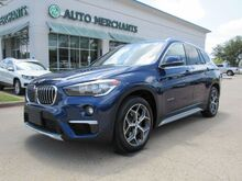 2016_BMW_X1_xDrive28i,Panomaric Roof,Blind Spot Monitor,Navigation,Parking Assistance_ Plano TX