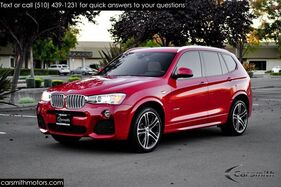 2016_BMW_X3 MSPORT LOADED!! EVEN RARE DYNAMIC HANDLING PKG_MSRP $62,845/DRIVERS ASSISTANCE PLUS/TECH_ Fremont CA