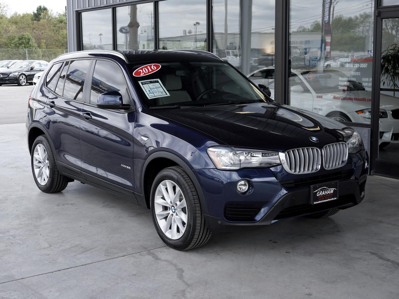 2016 BMW X3 XDRIVE28I Knoxville TN