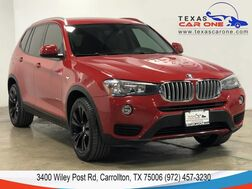 2016_BMW_X3 sDrive28i_PREMIUM PKG PANORAMA LEATHER HEATED SEATS KEYLESS START_ Carrollton TX