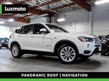 2016_BMW_X3_xDrive28d Diesel Pano Nav Htd Seats Back-Up Cam_ Portland OR
