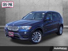 2016_BMW_X3_xDrive28d_ Roseville CA