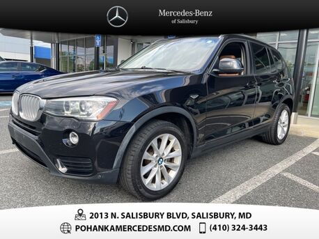 2016_BMW_X3_xDrive28i ** Pohanka Certified 10 year / 100,000 **_ Salisbury MD