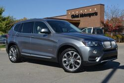 BMW X3 xDrive28i/$51,800 MSRP/AWD/XLine Pkg/Driver Assist Pkg/Lighting Pkg/Prem Pkg/Cold Weather Pkg/Dynamic Cruise/Nav/Rear Cam/Heated Seats&Steering Wheel/Panoramic Roof/Upgraded Wheels 2016
