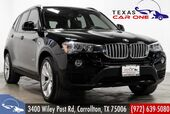 2016 BMW X3 xDrive28i AWD DRIVE ASSIST PACKAGE PANORAMA REAR CAMERA WITH PARKING DISTANCE CONTROL