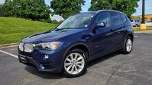 BMW X3 xDrive28i / AWD / PREM / TECH / DRVR ASST / COLD WTHR 2016