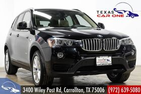 2016_BMW_X3 xDrive28i_AWD PREMIUM PKG DRIVER ASSIST PKG NAVIGATION PANORAMA COLD WEATH_ Carrollton TX