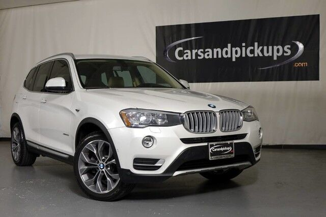 2016 BMW X3 xDrive28i Dallas TX