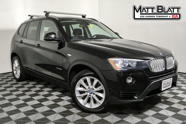 2016 BMW X3 xDrive28i Egg Harbor Township NJ