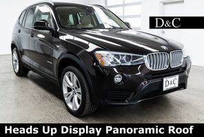 2016_BMW_X3_xDrive28i Heads Up Display Panoramic Roof_ Portland OR